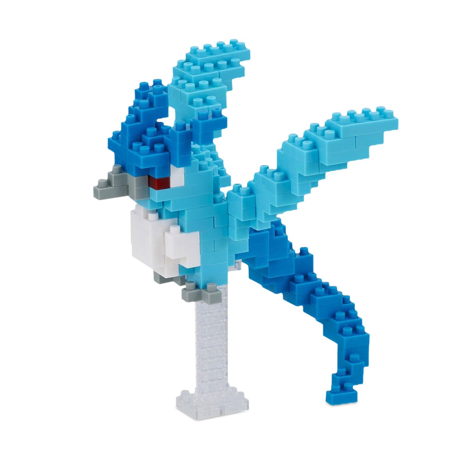 Pokemon - Arktos nanoblock Mini Baustein Figur