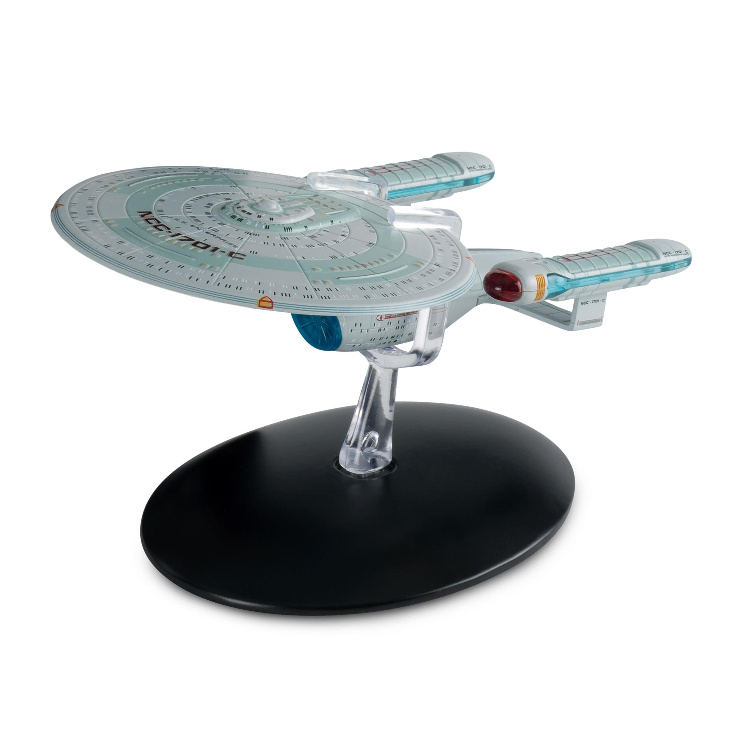 Star Trek - Raumschiff U.S.S. Enterprise NCC-1701-C Hero Collector Figur