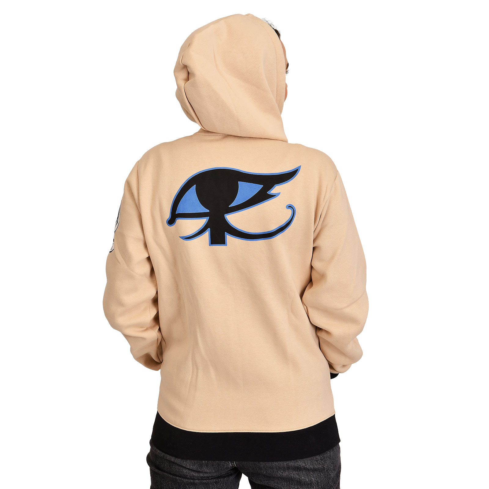 Overwatch - Ana Ultimate Kapuzenjacke beige