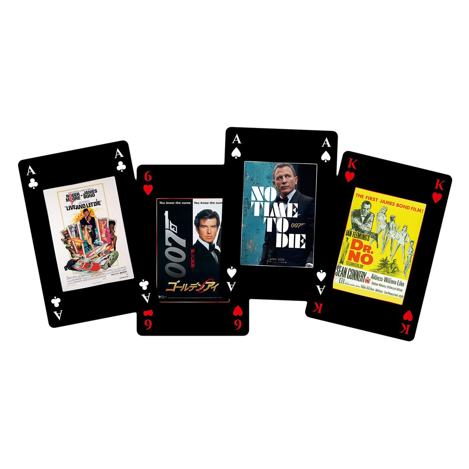 James Bond - 007 Spielkarten