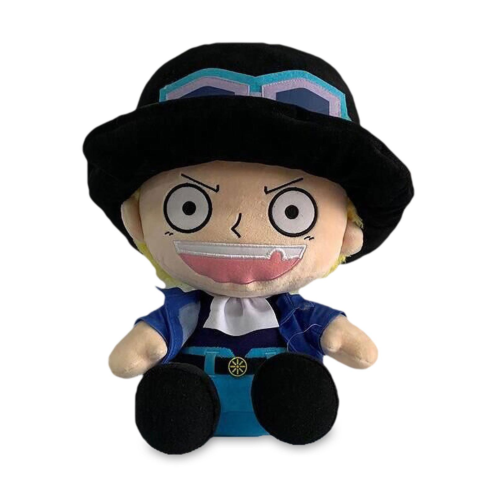 One Piece - Sabo Plüsch Figur 21 cm