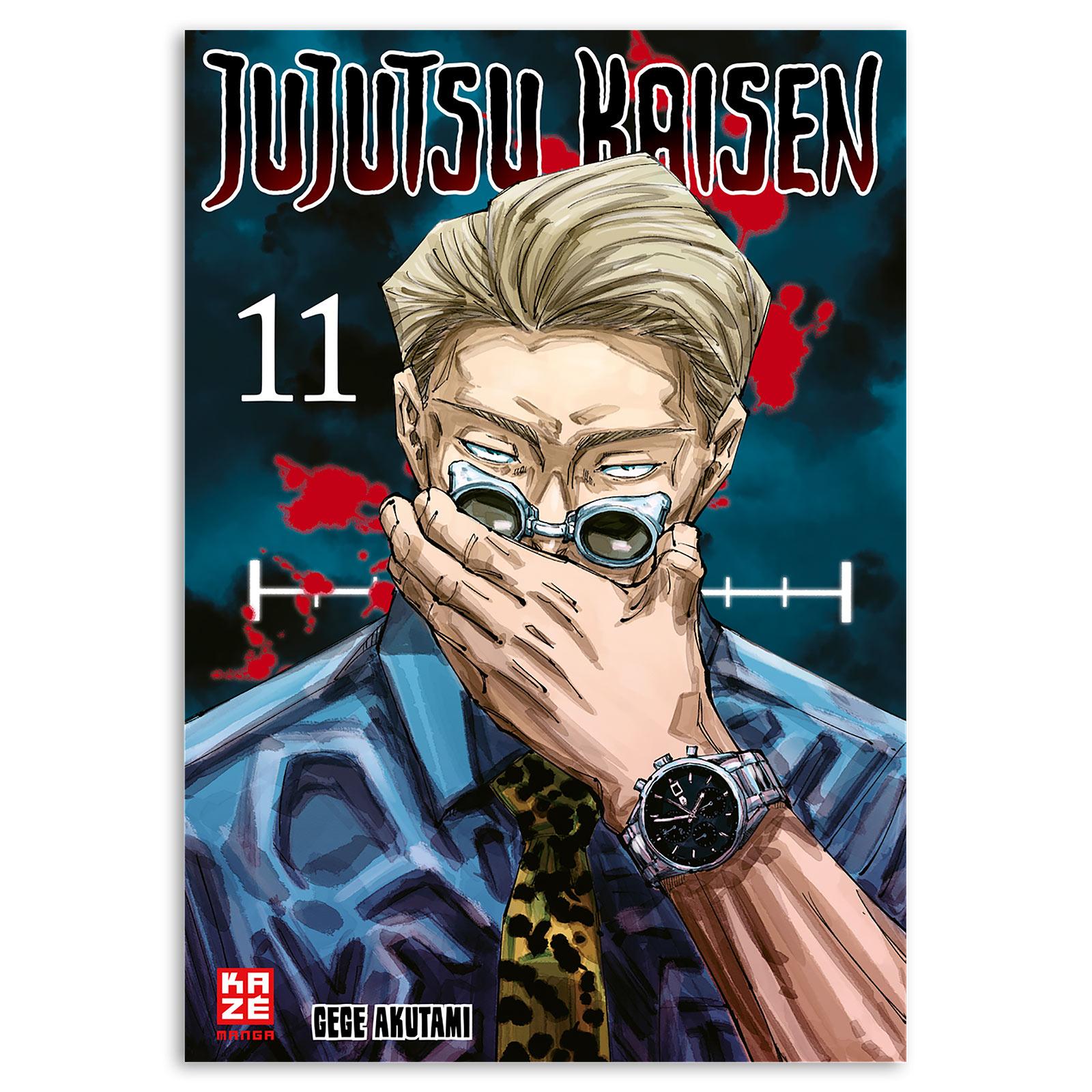 Jujutsu Kaisen - Band 11 Taschenbuch