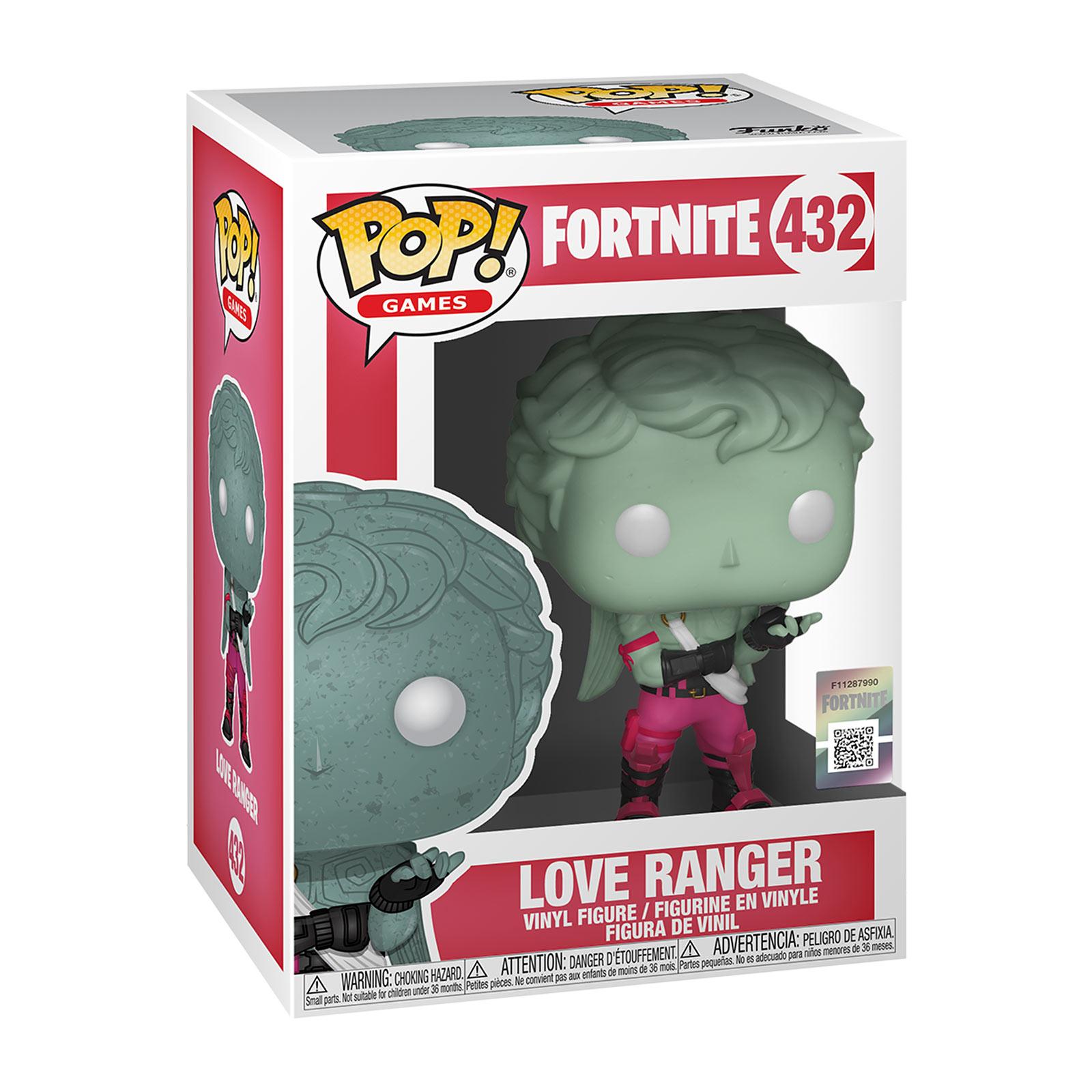 Fortnite - Love Ranger Funko Pop Figur