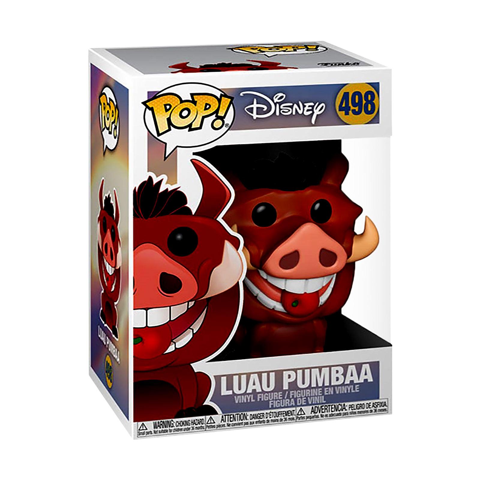König der Löwen - Luau Pumbaa Funko Pop Figur