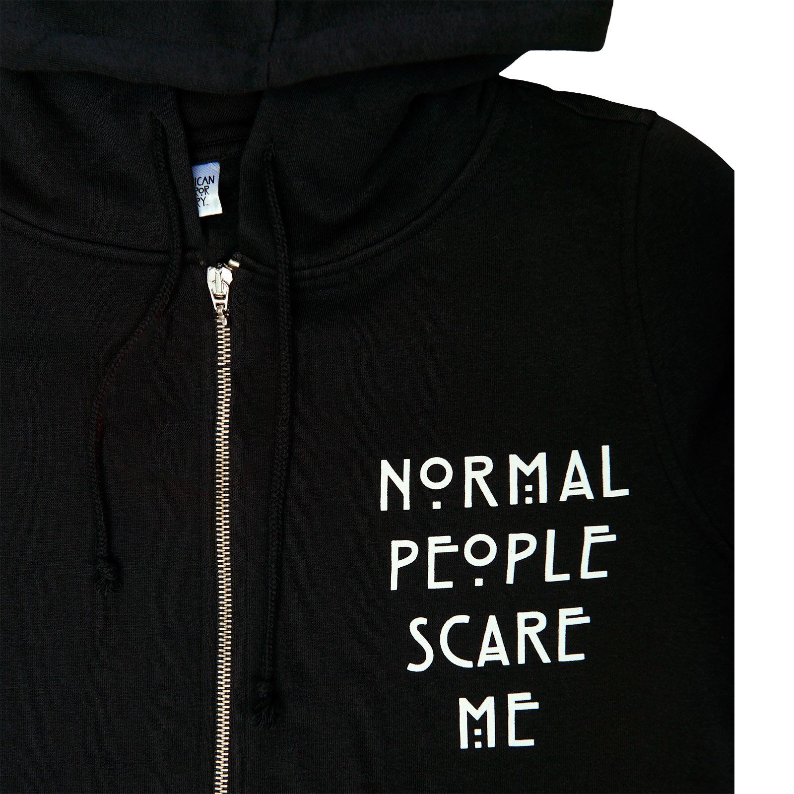 American Horror Story - Normal People Scare Me Kapuzenjacke Damen