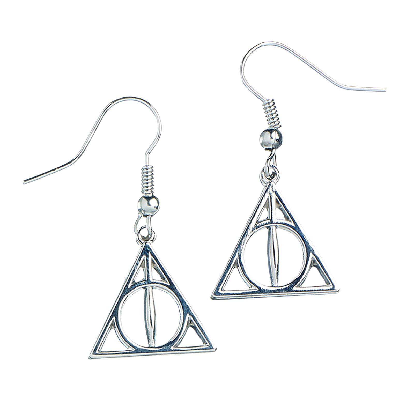Harry Potter - Deathly Hallows Ohrringe