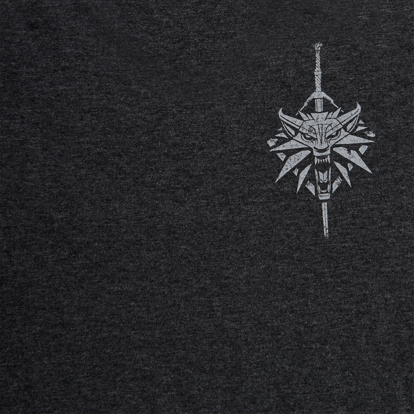 Witcher - School of the Wolf T-Shirt grau