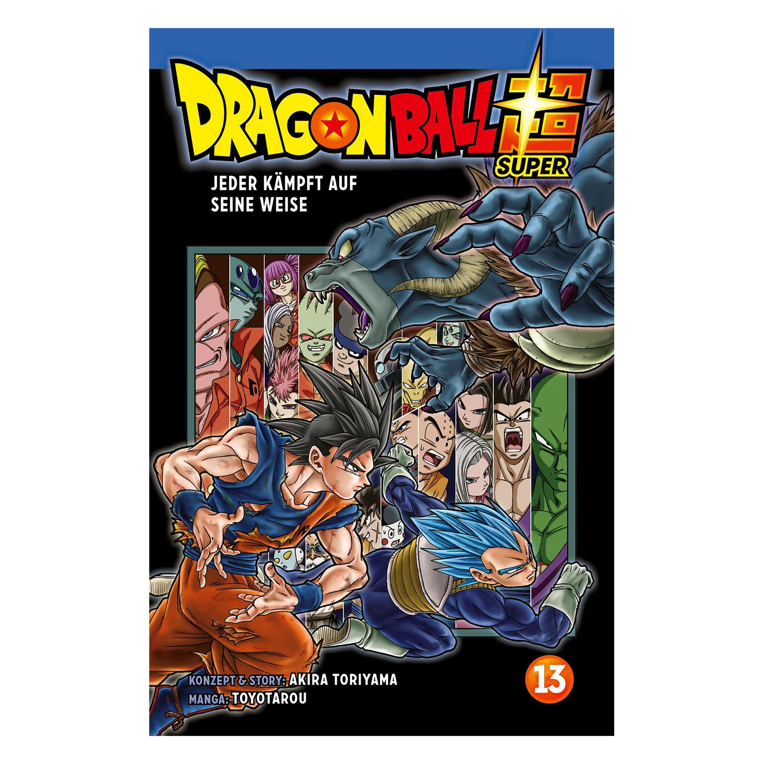 Dragon Ball Super - Band 13 Taschenbuch