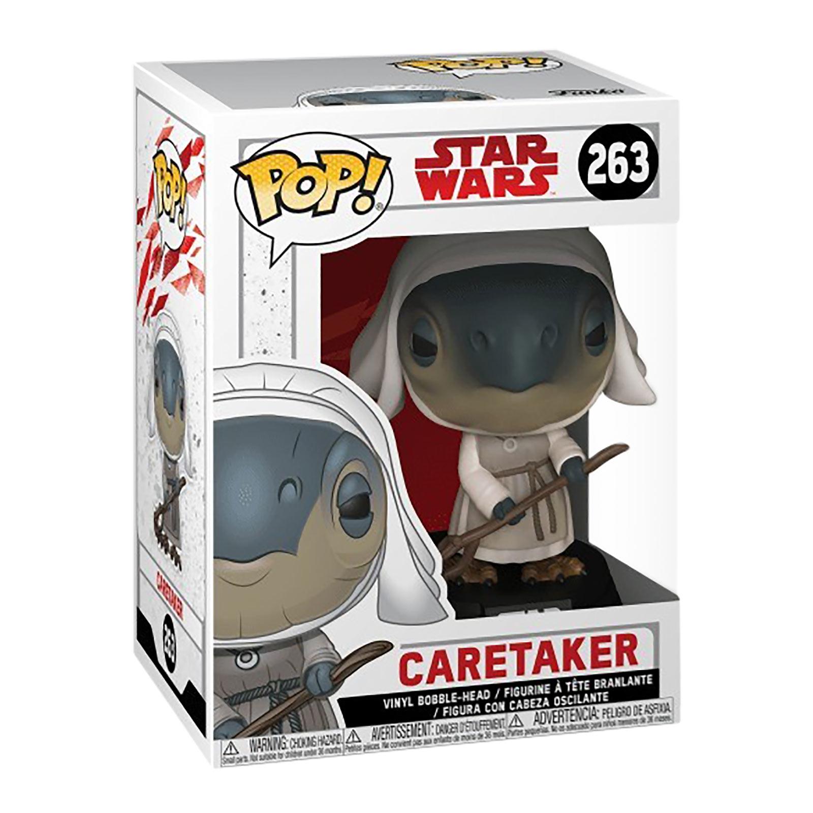 Star Wars - Caretaker Funko Pop Wackelkopf-Figur