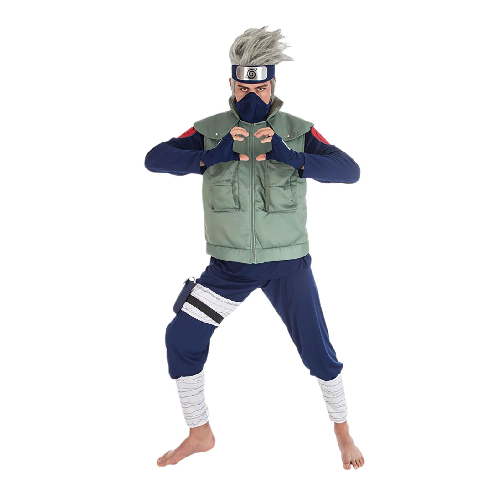 Naruto - Kakashi Hatake Kostüm für Erwachsene