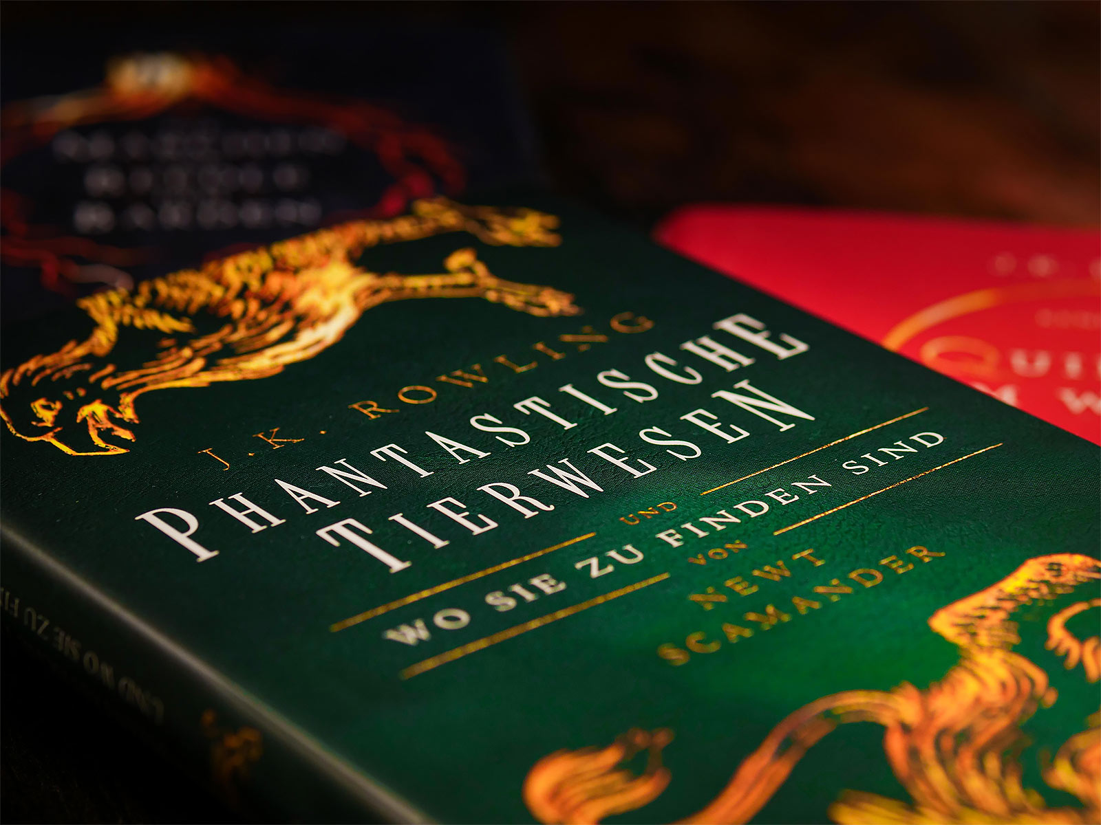 Harry Potter - Die Hogwarts-Schulbücher im Schuber