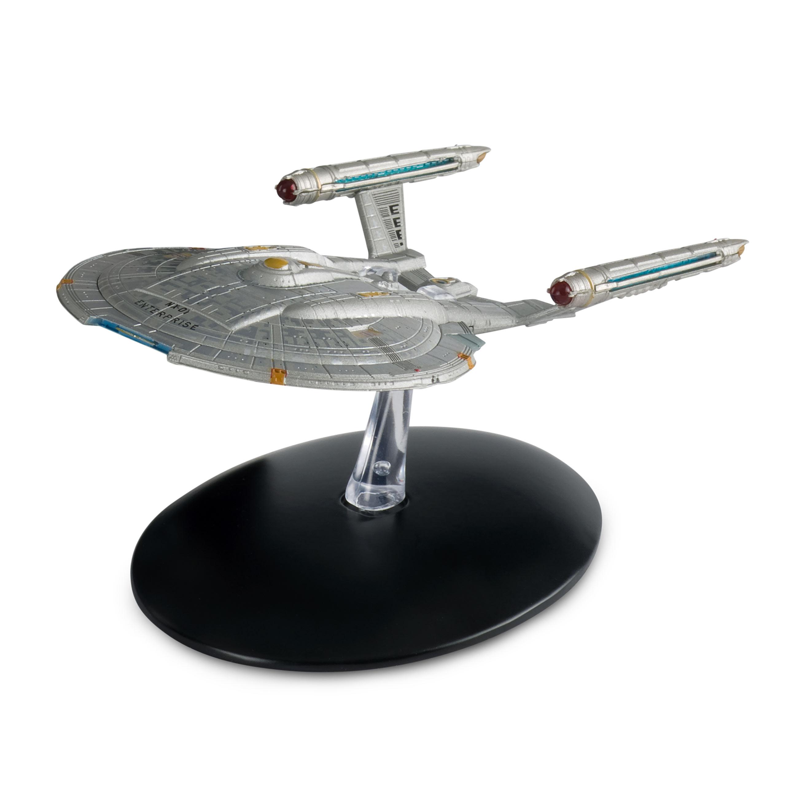 Star Trek - Raumschiff U.S.S. Enterprise NX-01 Hero Collector Figur