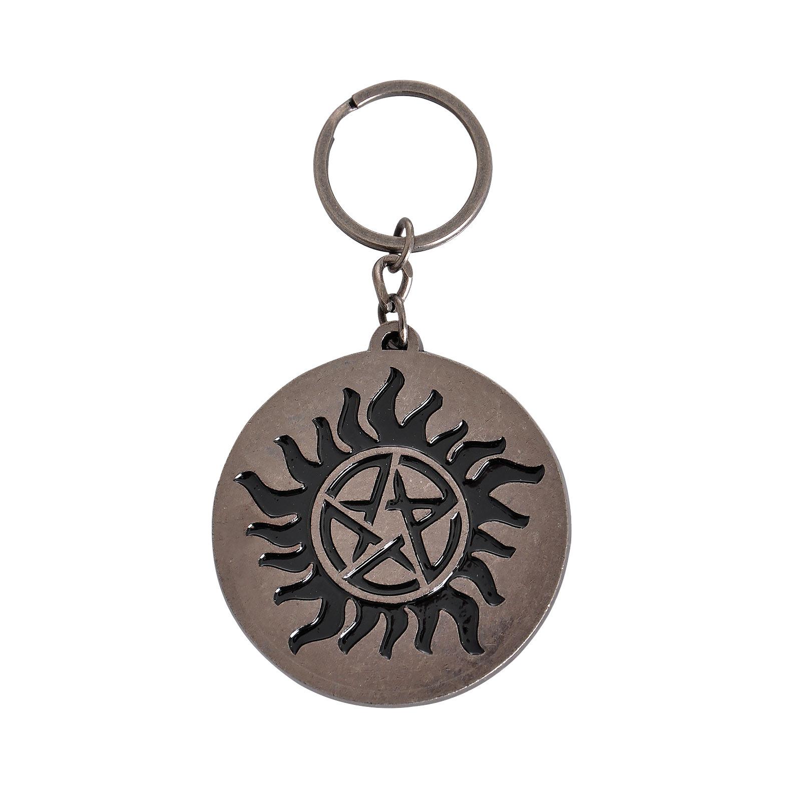 Supernatural - Anti Possession Symbol Schlüsselanhänger