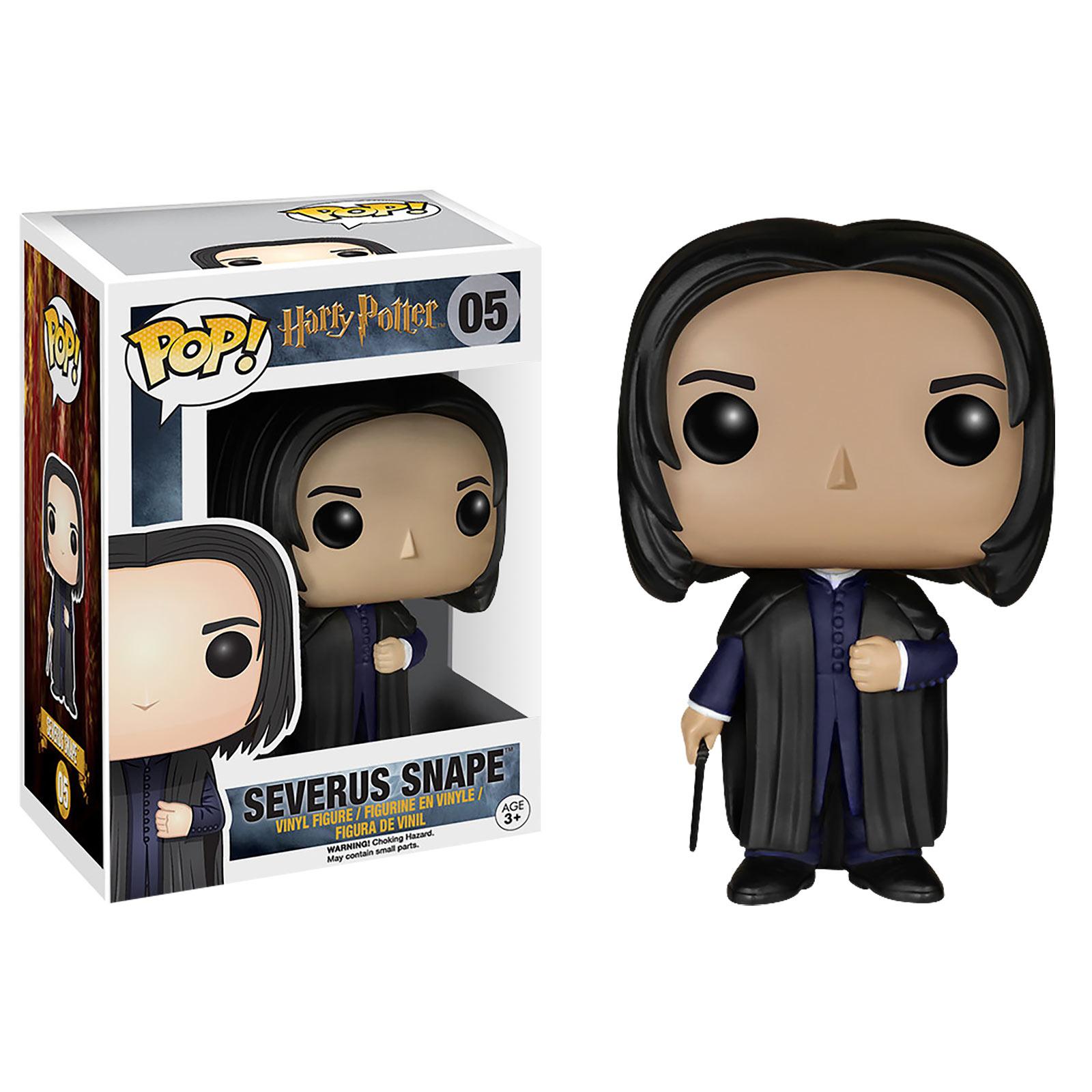 Harry Potter - Severus Snape Mini-Figur