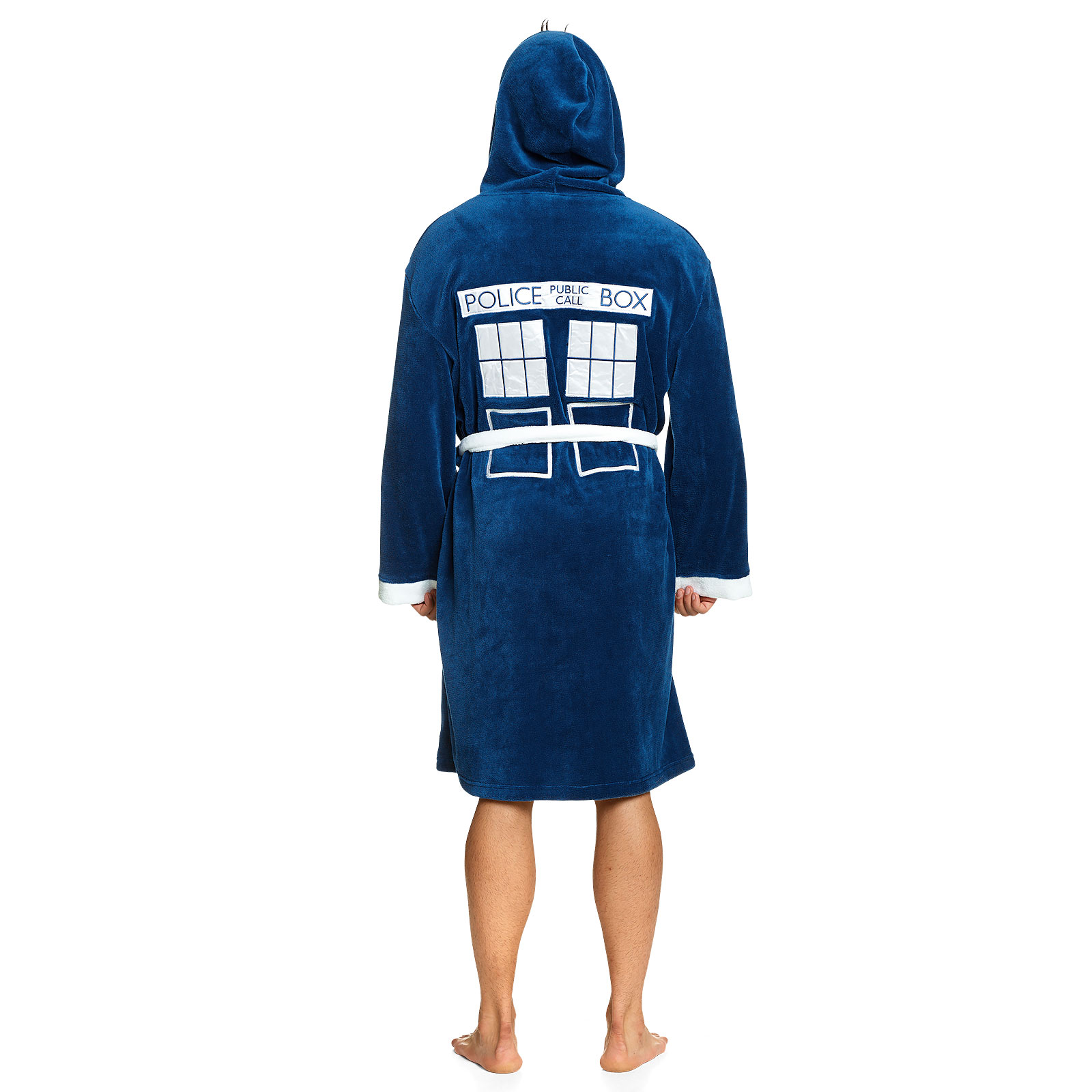 Doctor Who - Tardis Season 11 Bademantel blau