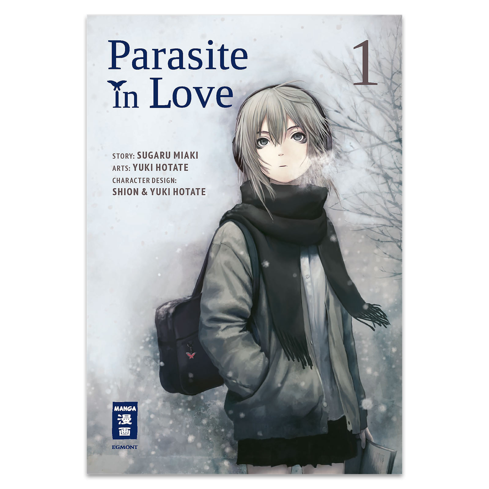 Parasite in Love - Band 1 Taschenbuch