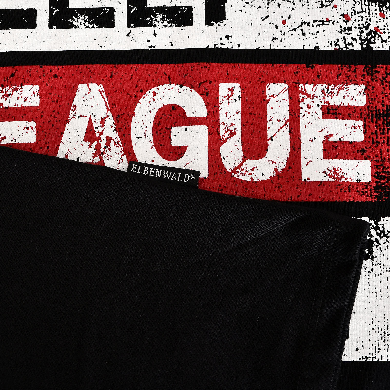 Daily Routine T-Shirt für League of Legends Fans schwarz