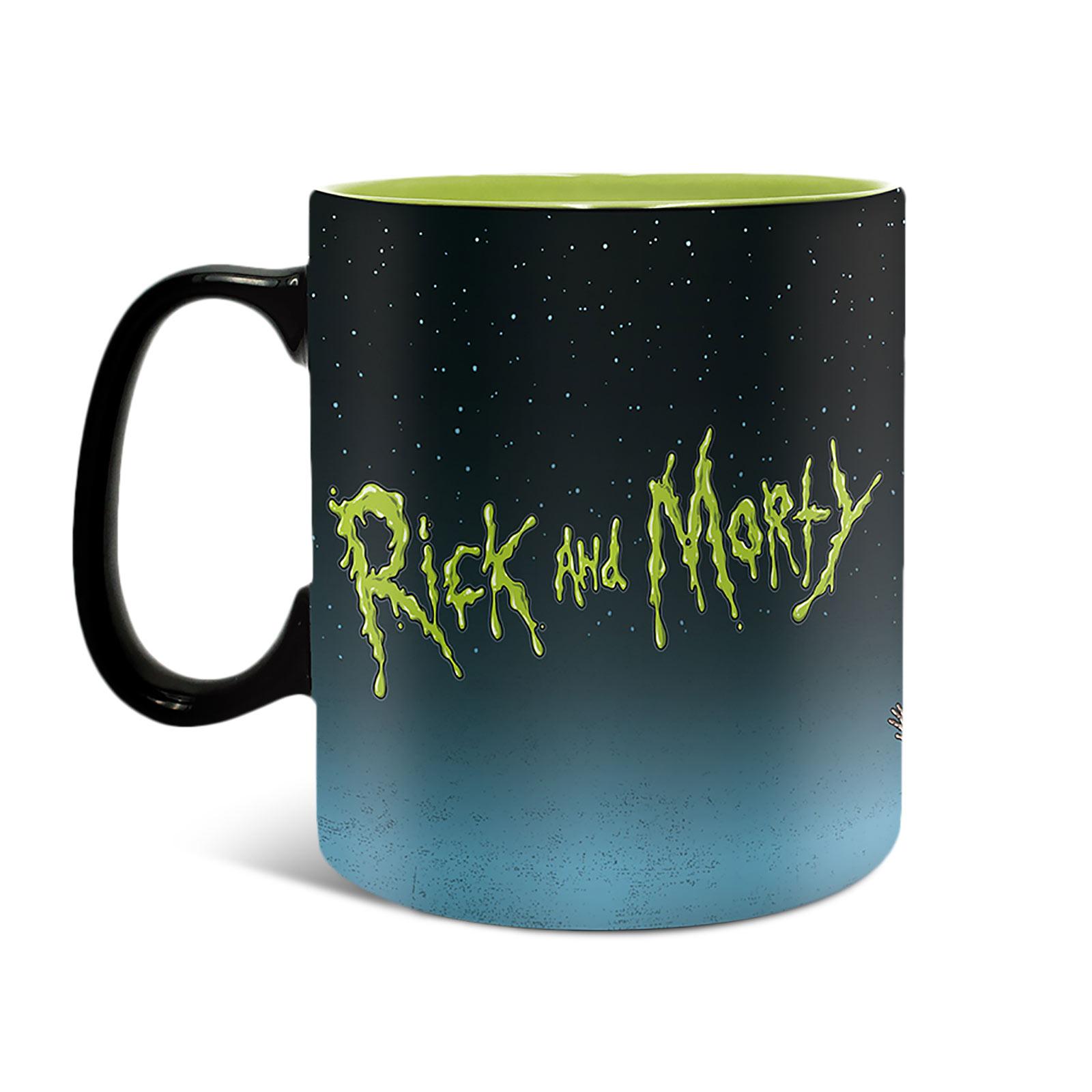Rick and Morty - Monster Tasse