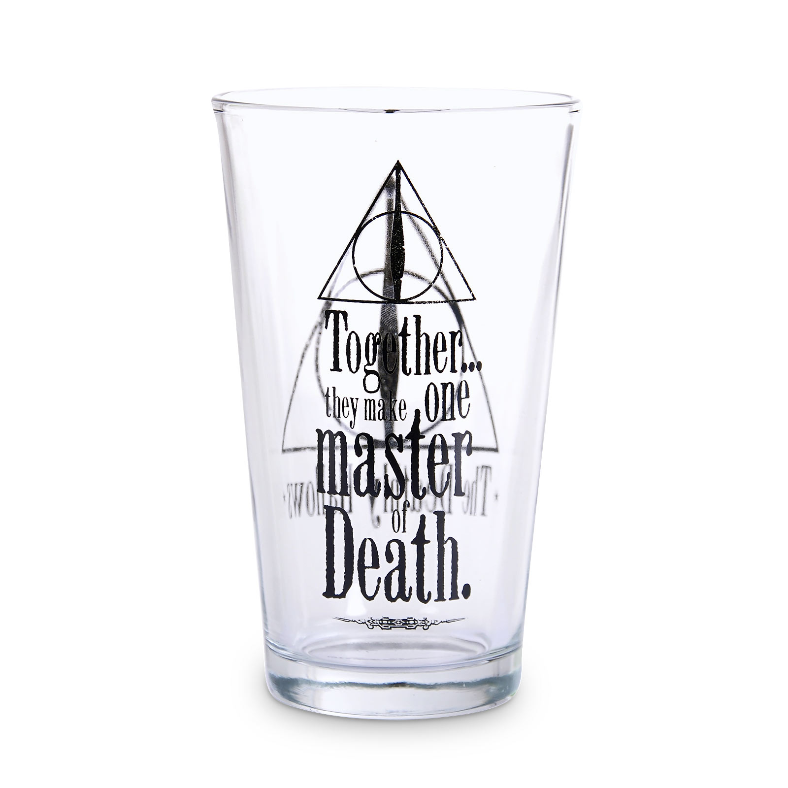 Harry Potter - Deathly Hallows Glas