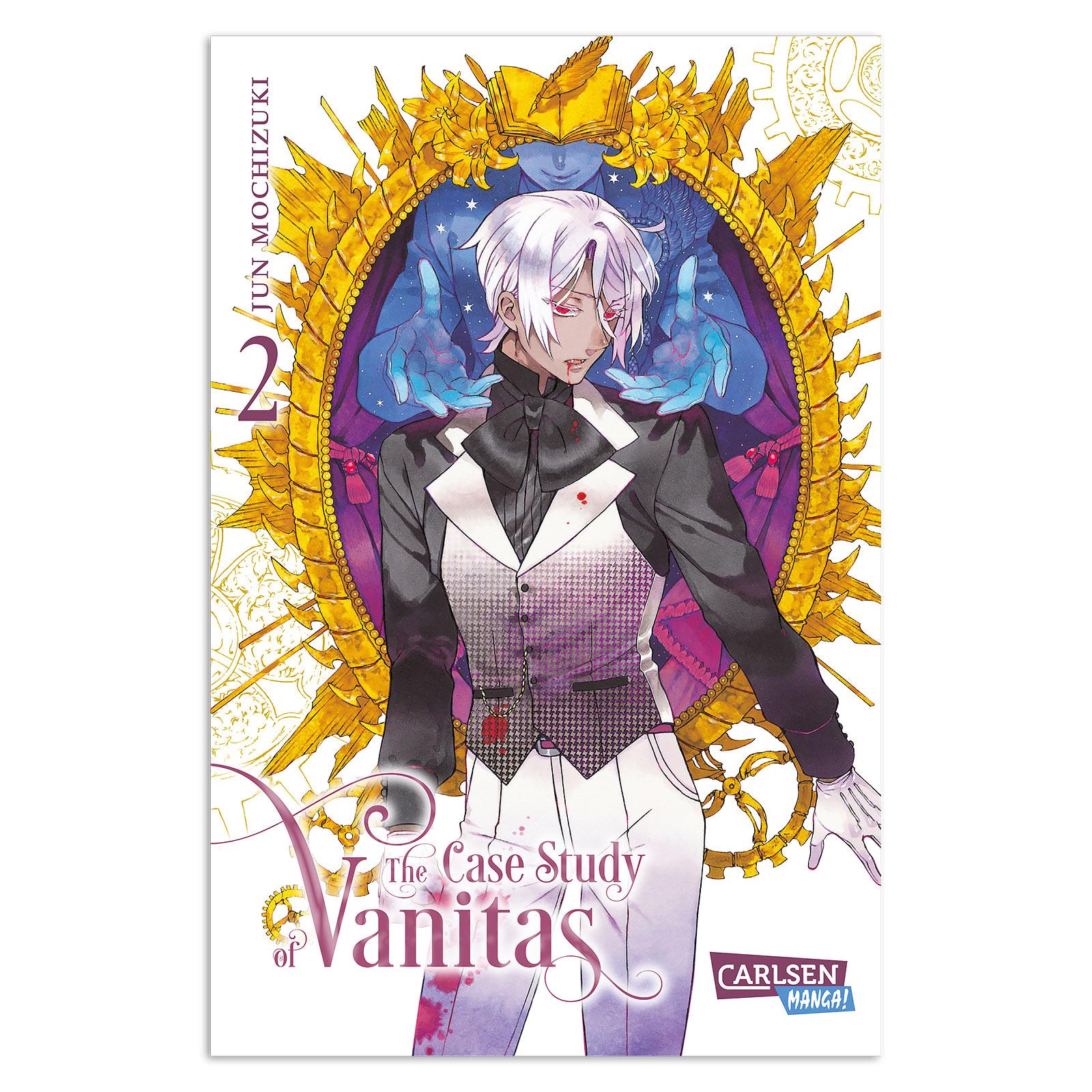 The Case Study Of Vanitas - Band 2 Taschenbuch