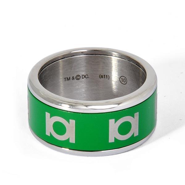 Green Lantern - Symbol Ring grün