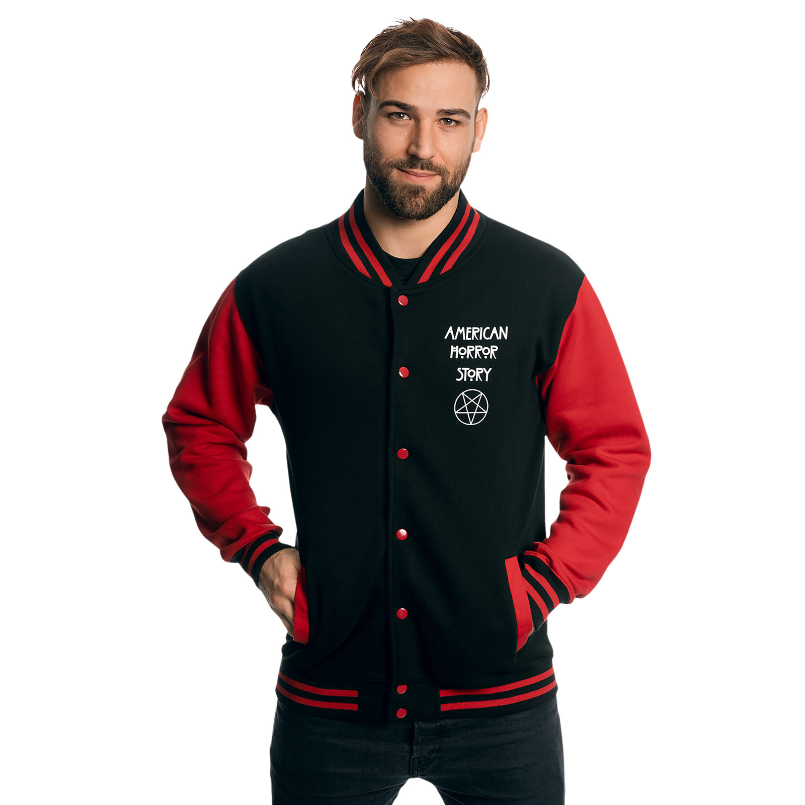 American Horror Story - Normal People Scare Me College Jacke