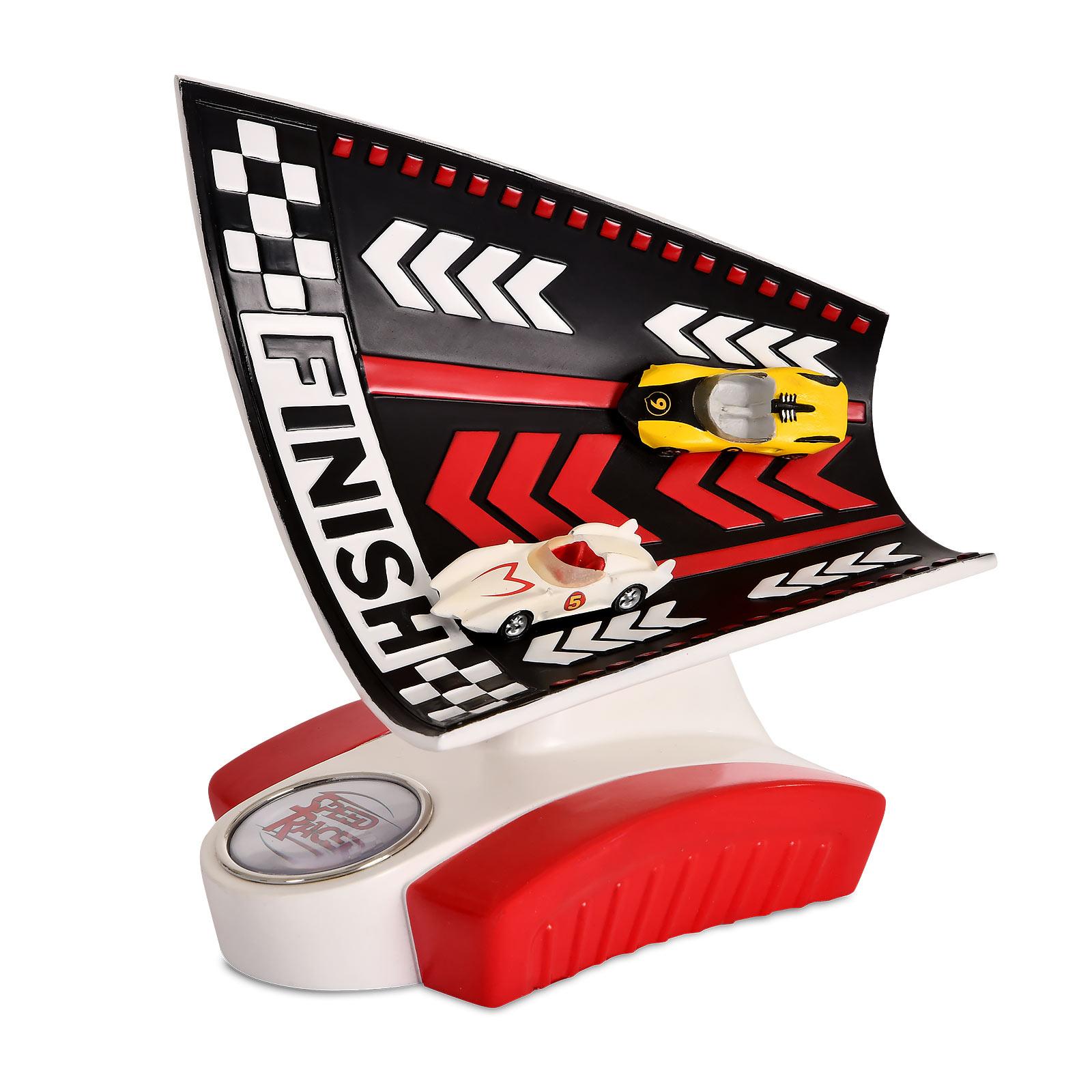 Speed Racer - Mach 5 Diorama