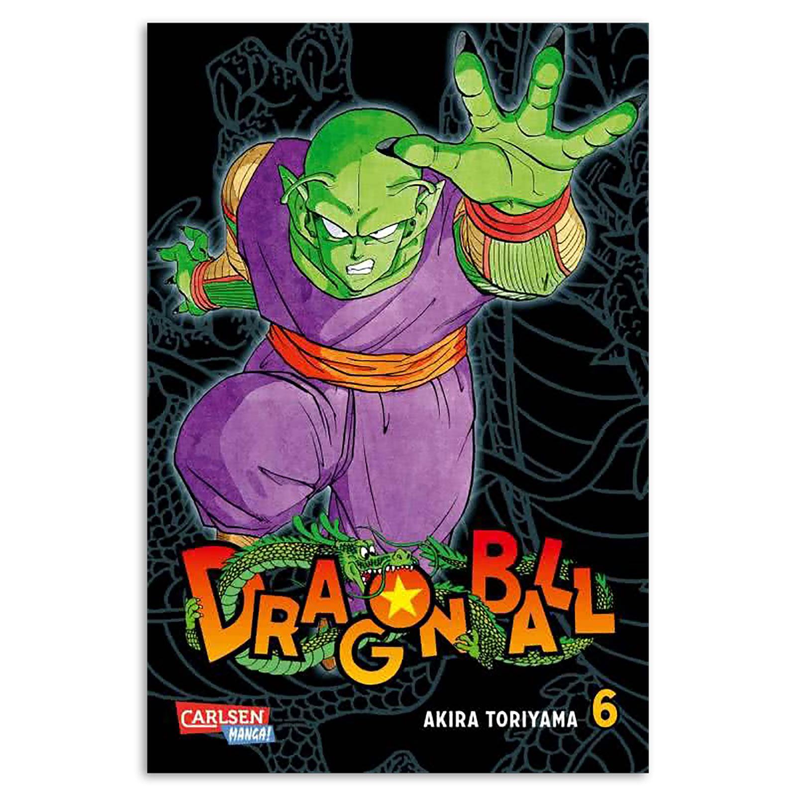 Dragon Ball - Sammelband 6 Taschenbuch