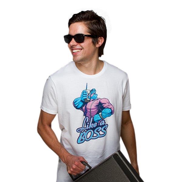 League of Legends - Boss Mundo T-Shirt