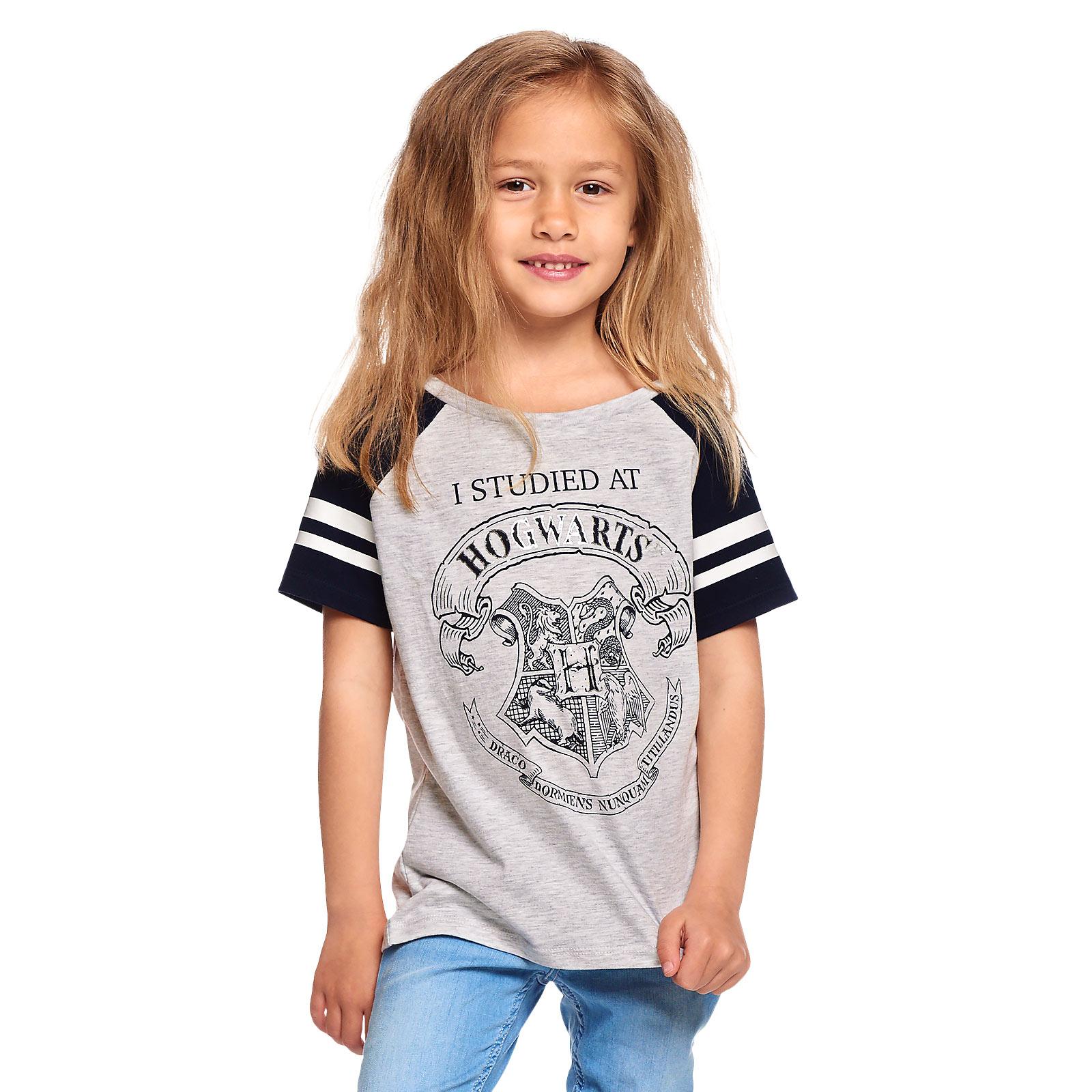 Harry Potter - I Studied at Hogwarts Kinder T-Shirt