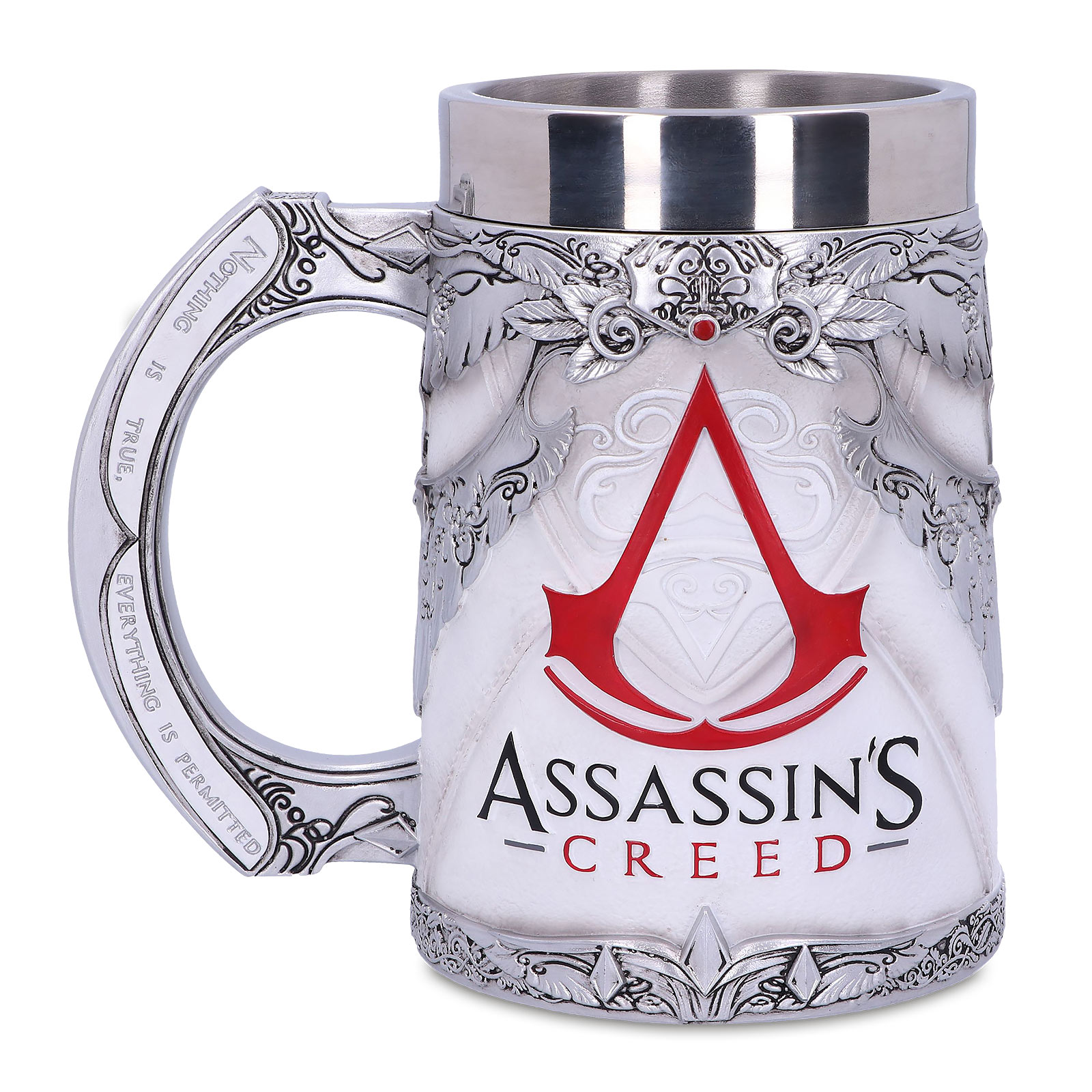 Assassin's Creed - Classic Logo Krug deluxe