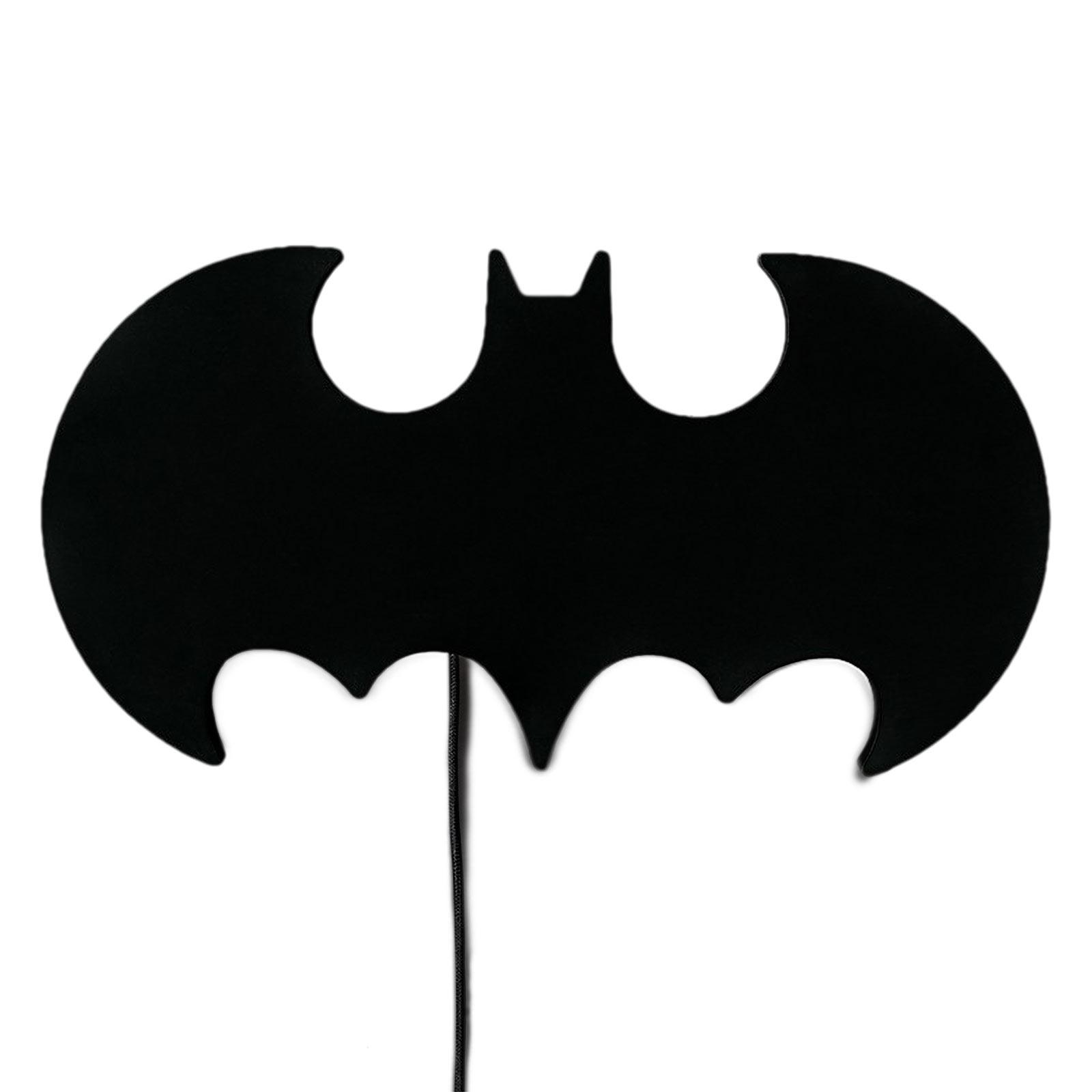Batman - Logo Lampe