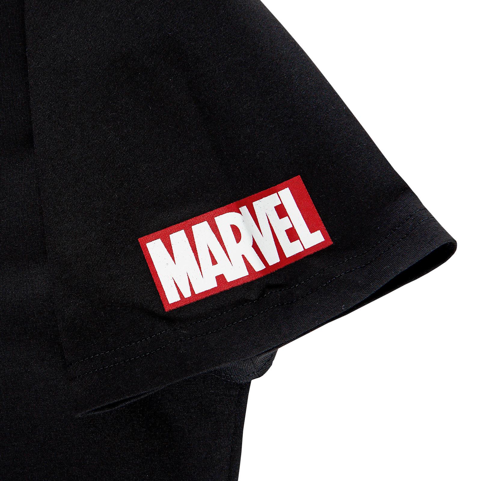 Loki - Always Be Loki T-Shirt schwarz