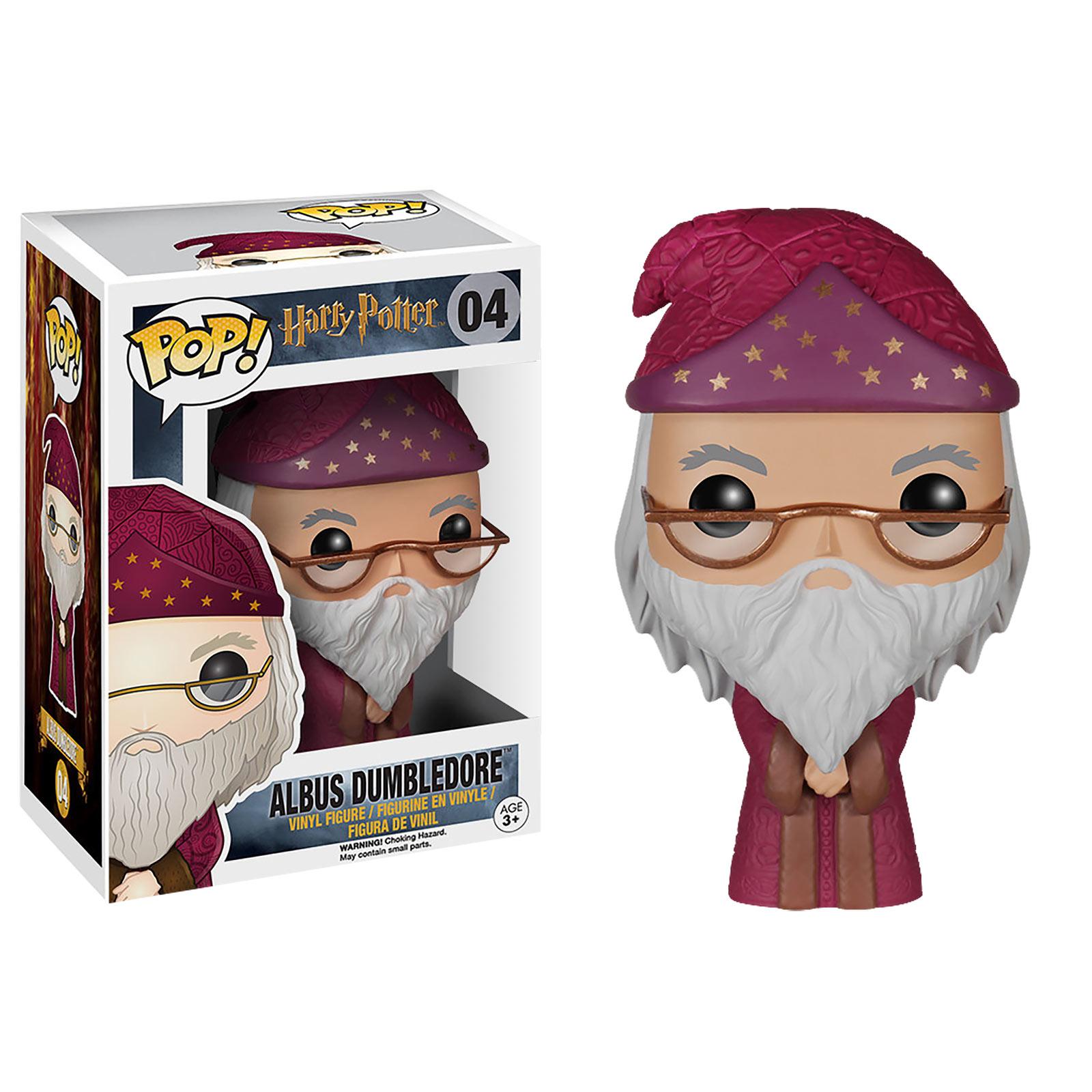 Harry Potter - Albus Dumbledore Mini-Figur