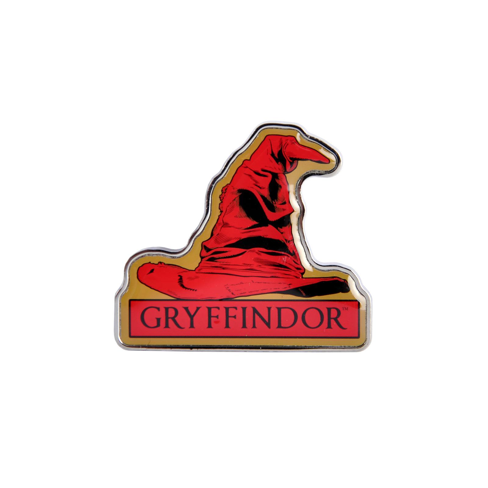 Harry Potter - Gryffindor Sprechender Hut Pin
