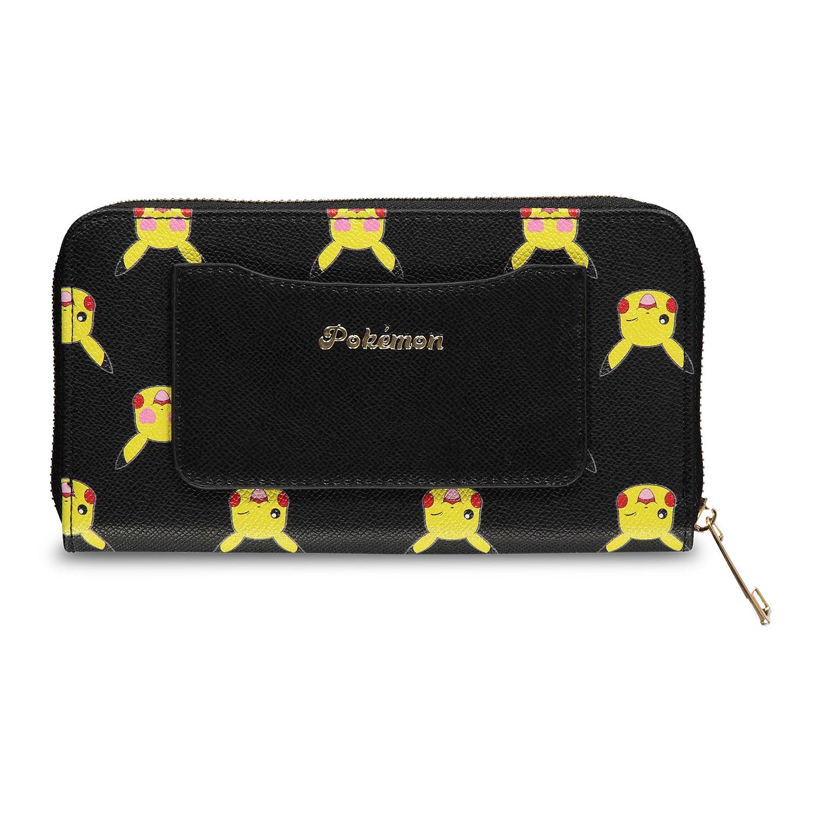 Pokemon - Pikachu Emotes Geldbörse