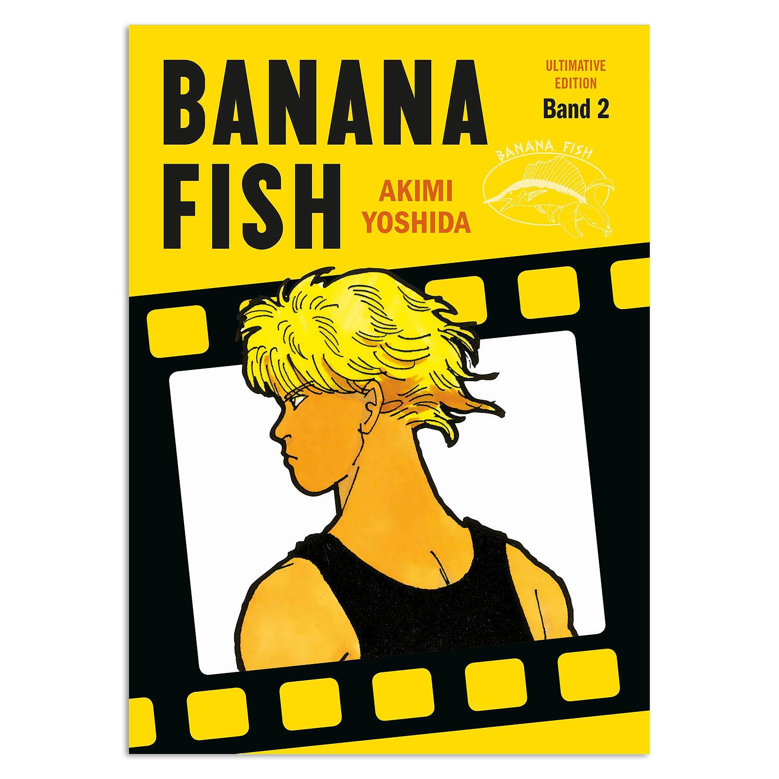 Banana Fish - Band 2 Taschenbuch Ultimate Edition