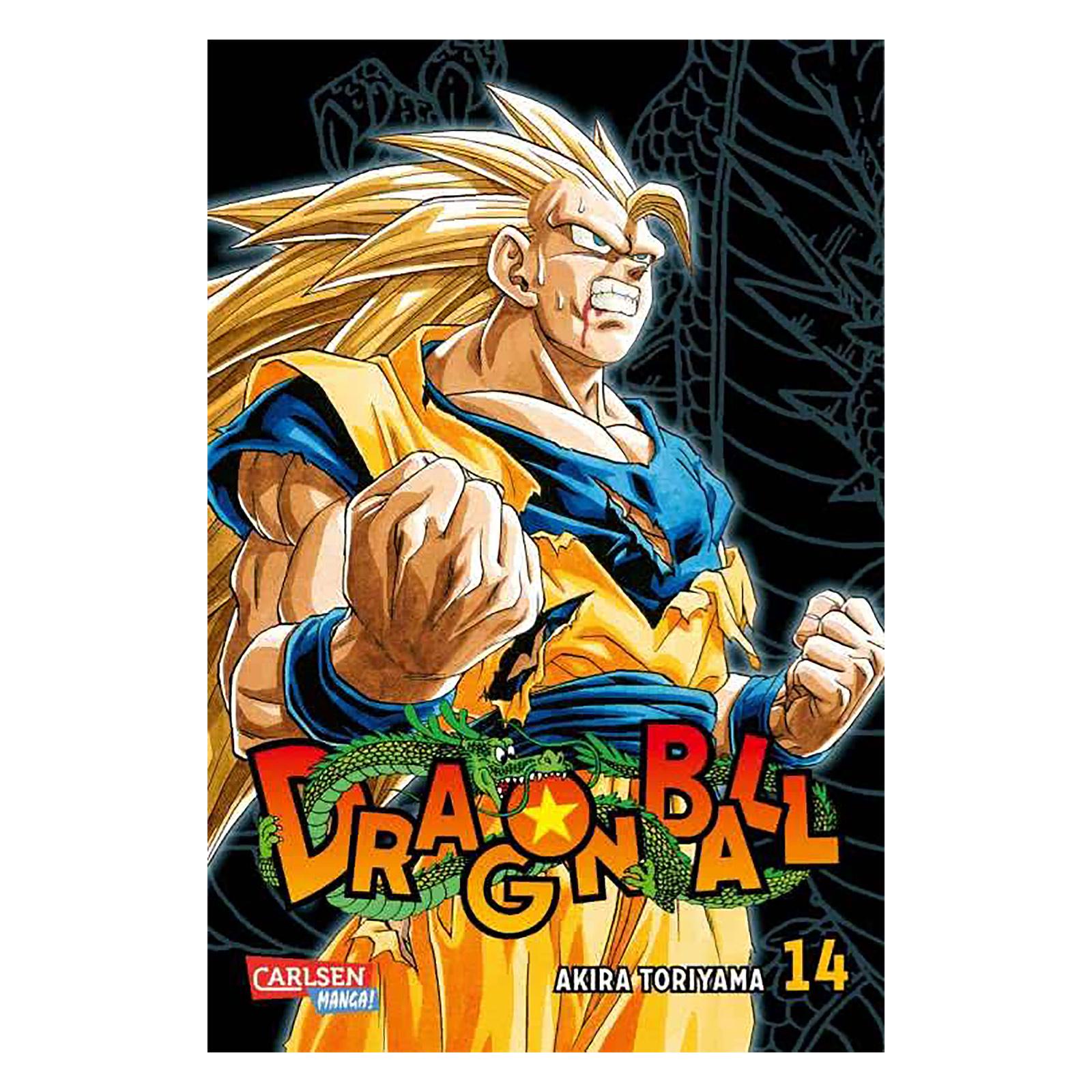 Dragon Ball - Sammelband 14 Taschenbuch