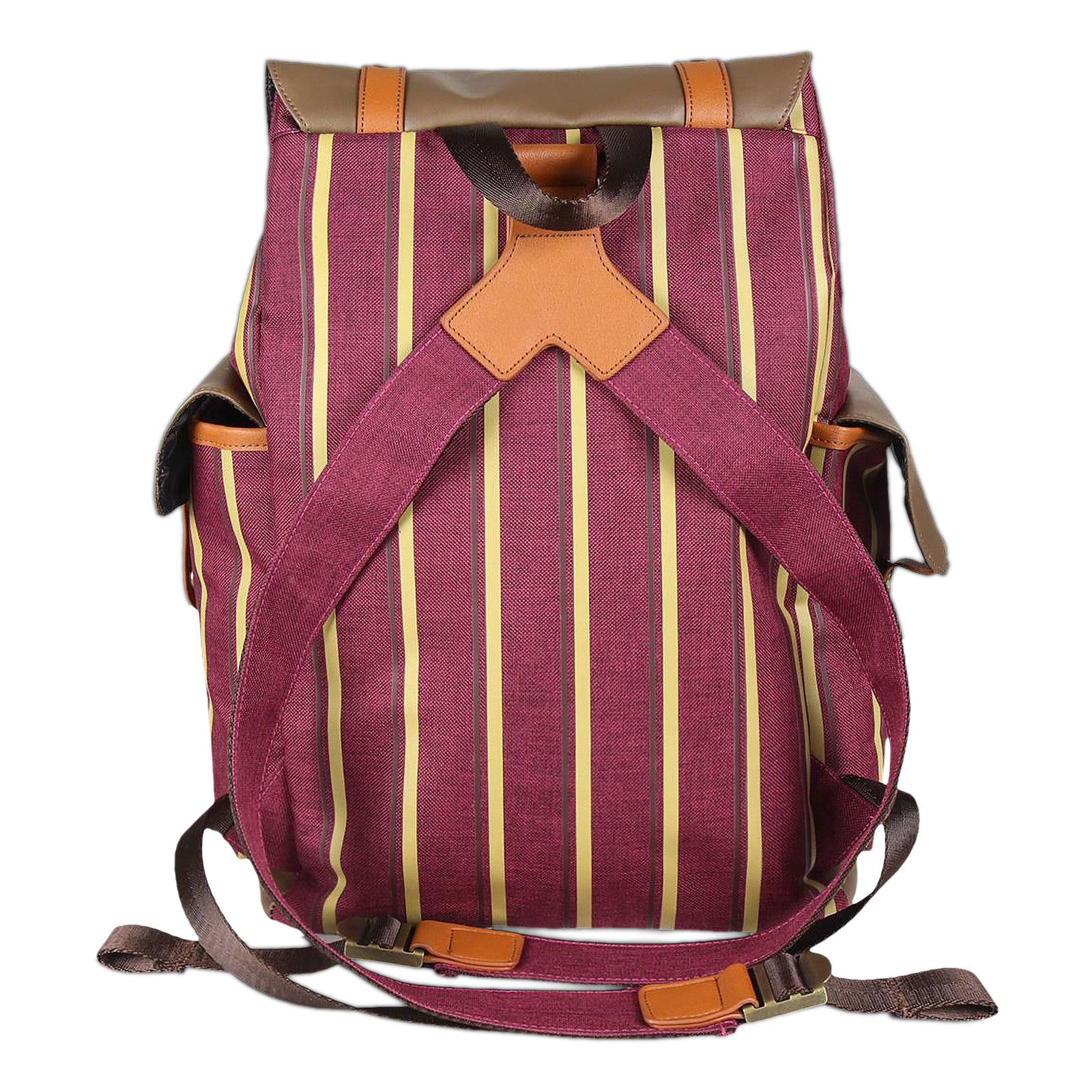 Harry Potter - Gryffindor Stripes Rucksack