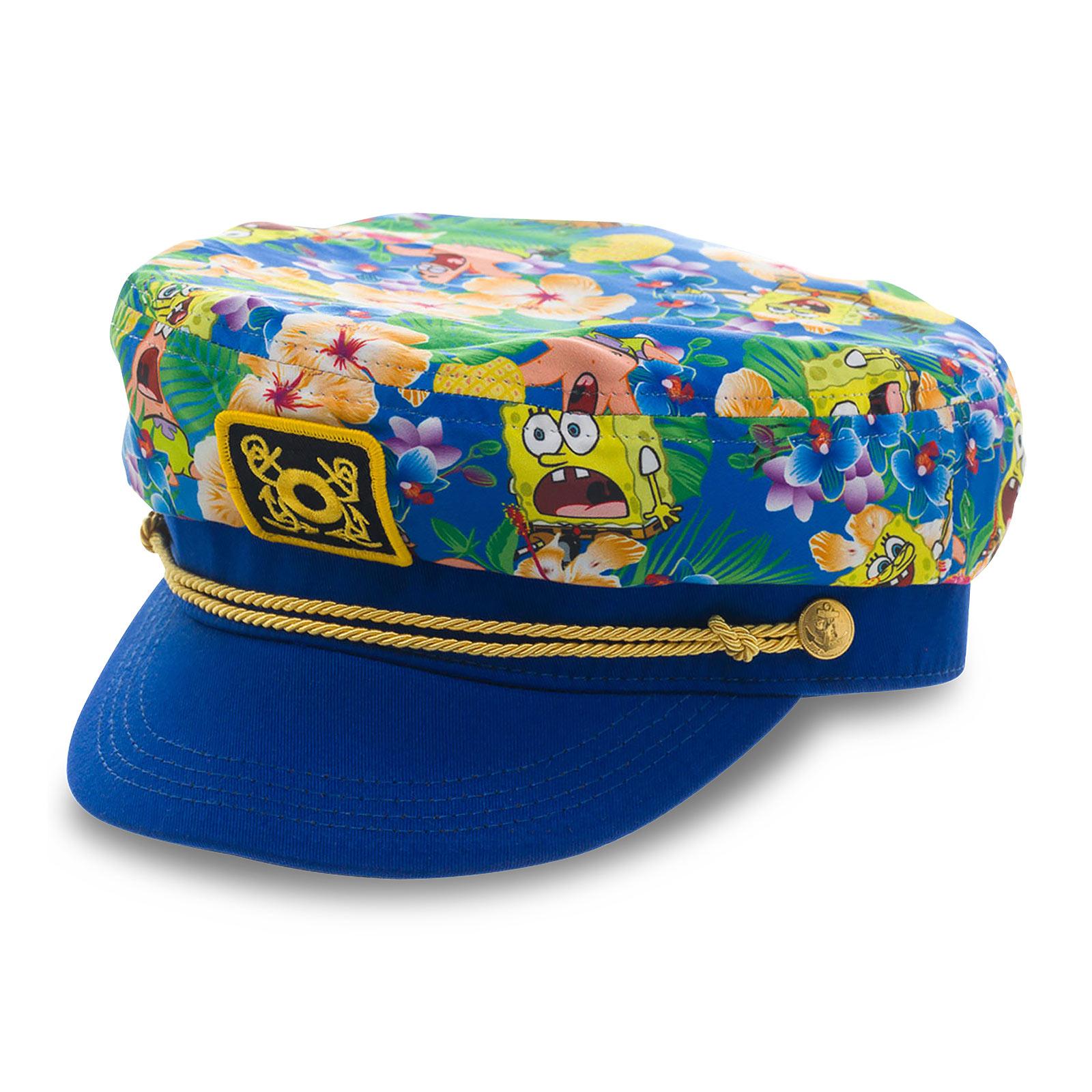 SpongeBob Kapitänsmütze