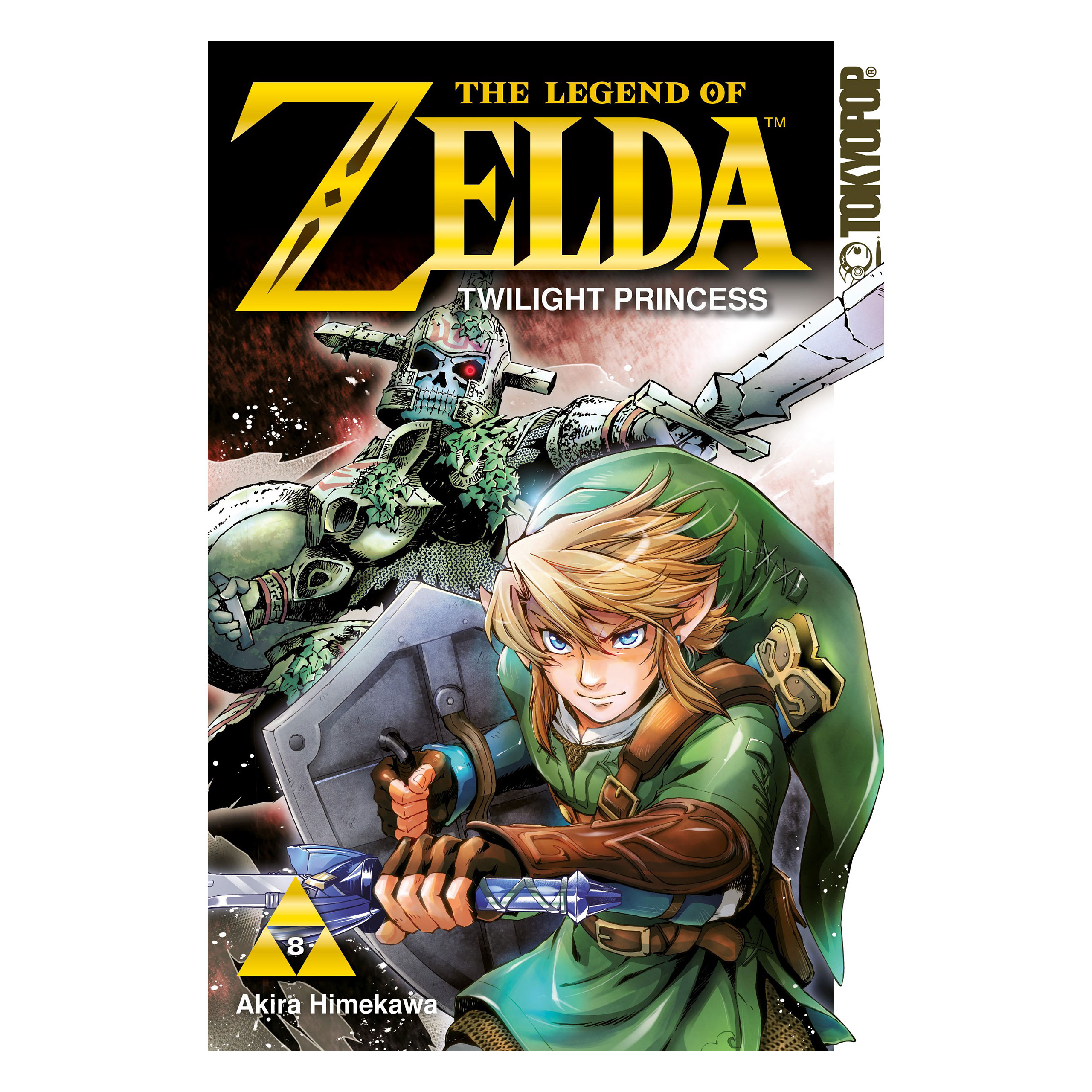 Zelda - Twilight Princess Band 8