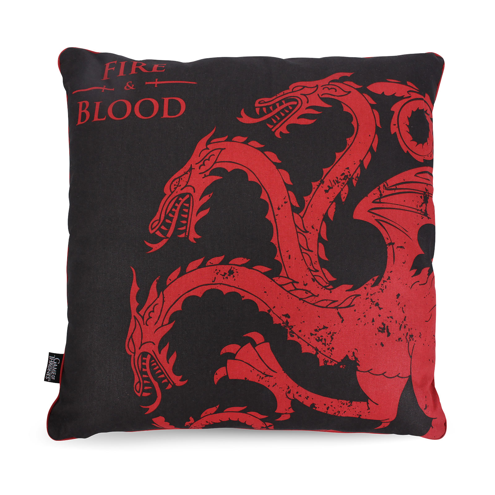 Game of Thrones - Targaryen Fire and Blood Kissen