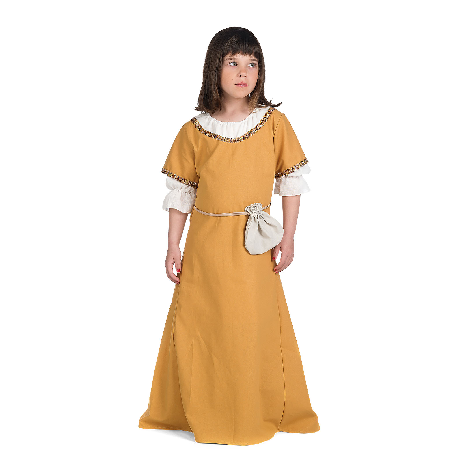 Sommer Maid Mittelalter Kostüm Kinder