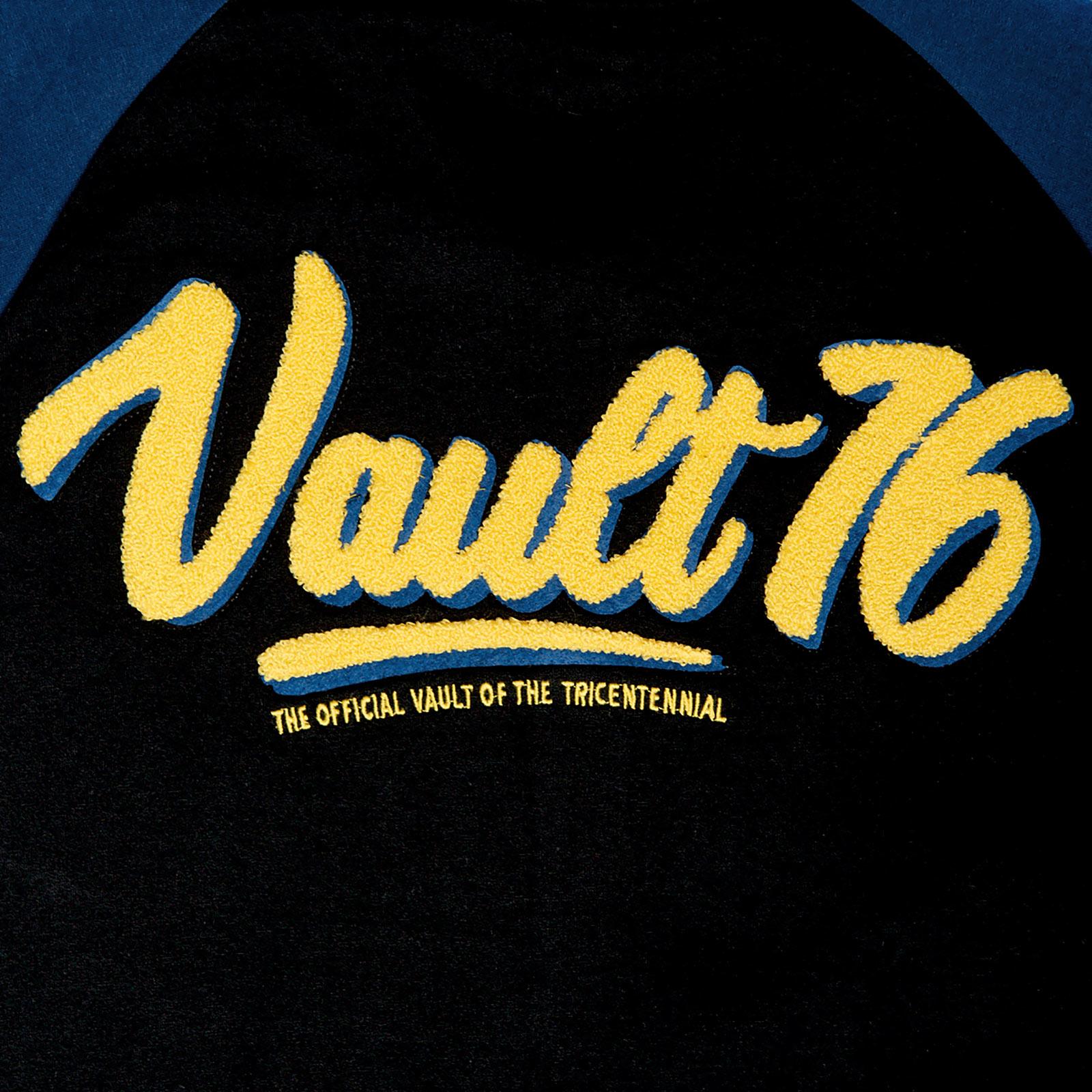 Fallout - Vault 76 Logo College Jacke