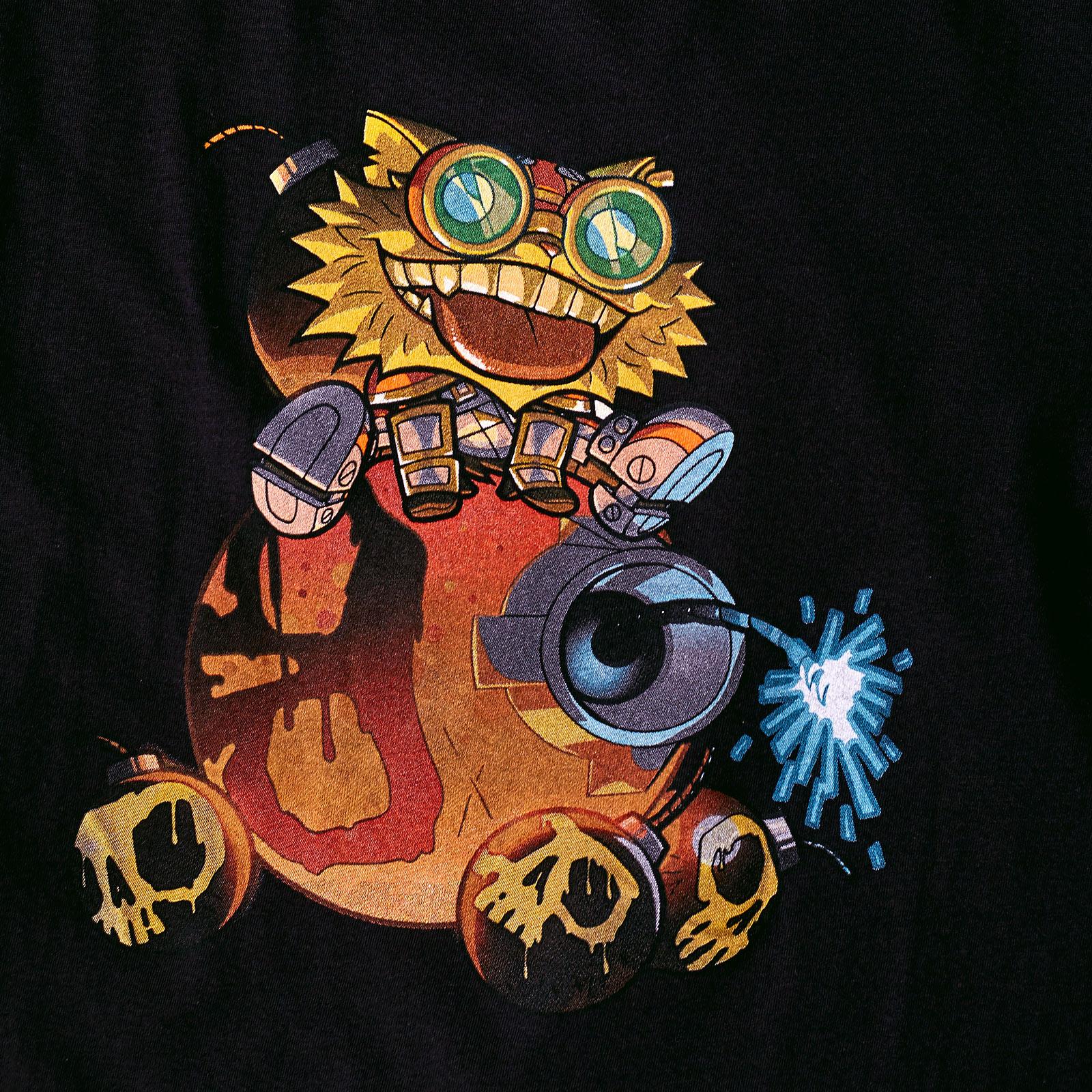 League of Legends - Ziggs T-Shirt schwarz