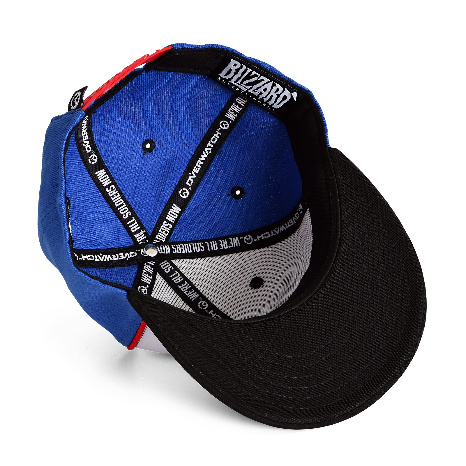 Overwatch - Soldier 76 Snapback Cap