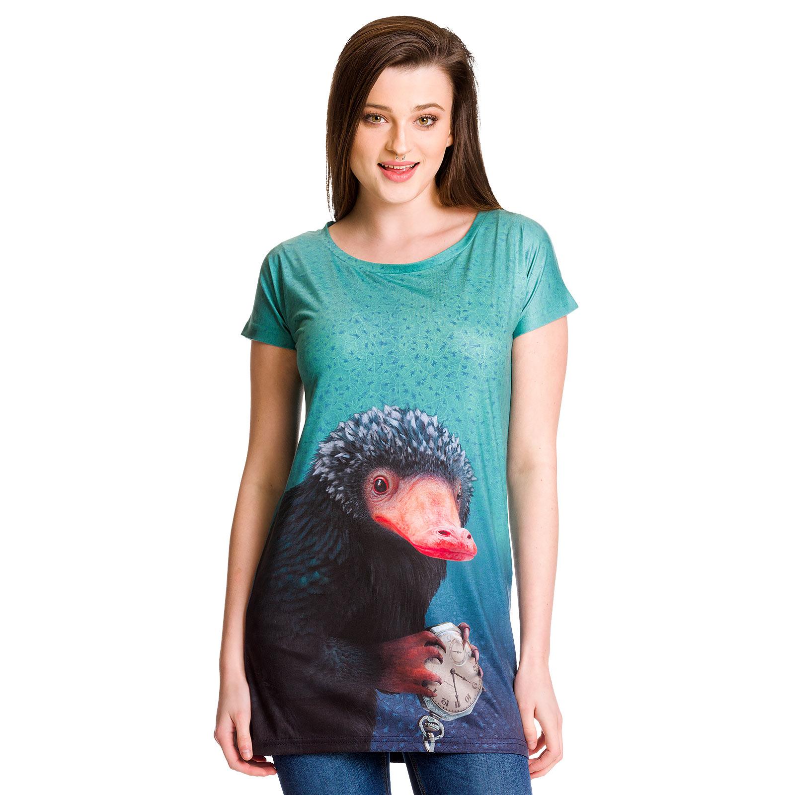 Niffler - Phantastische Tierwesen Girlie Shirt Loose Fit