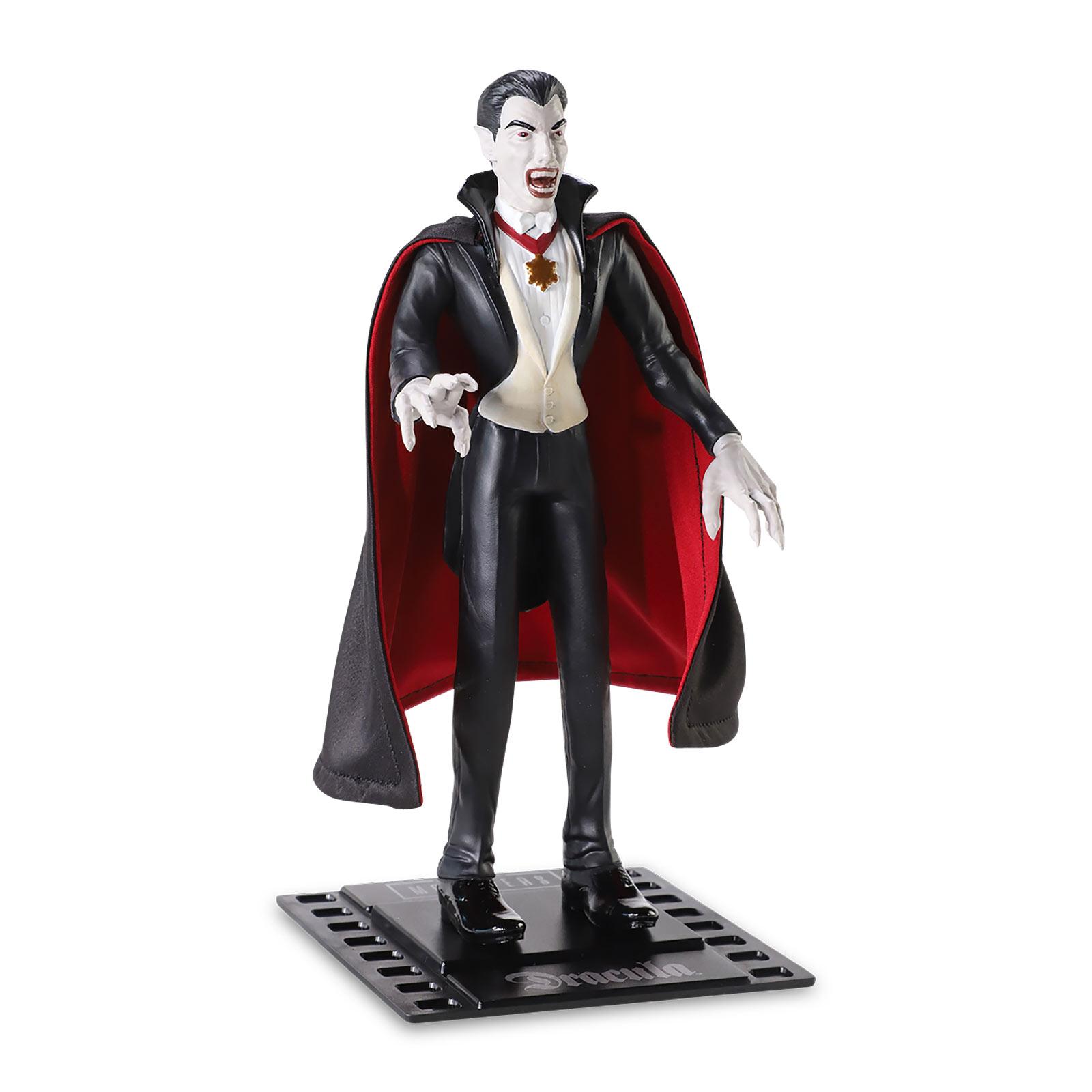 Universal Monsters - Dracula Bendyfigs Figur 18 cm