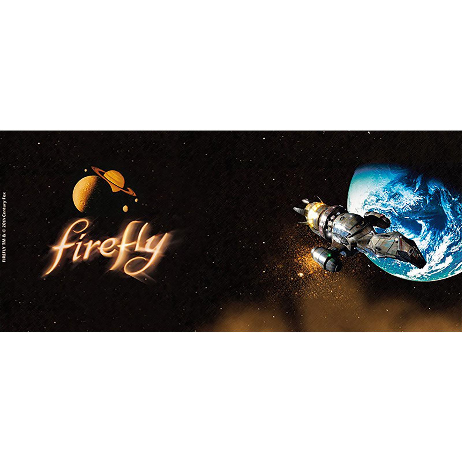 Firefly - Serenity & Logo Tasse