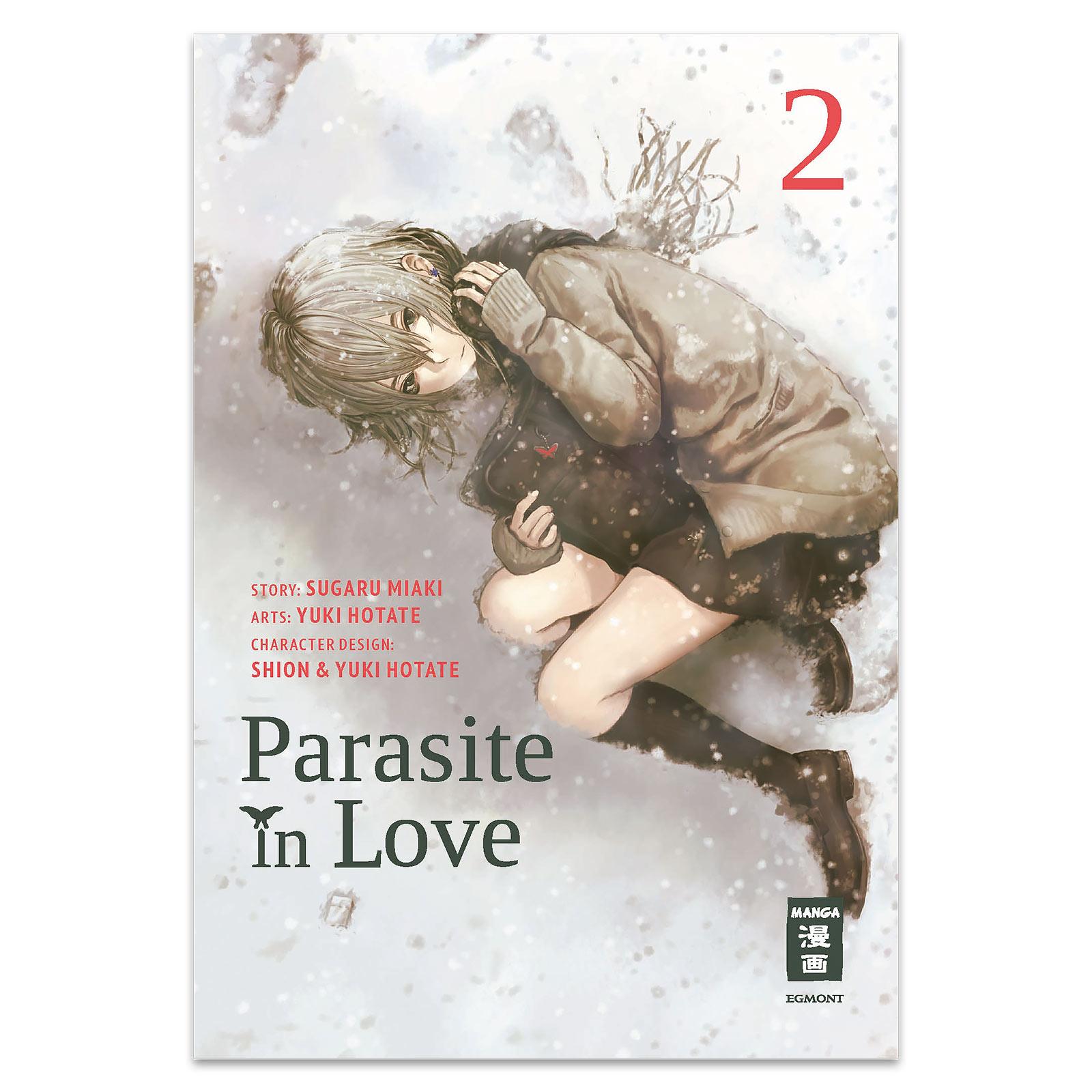 Parasite in Love - Band 2 Taschenbuch